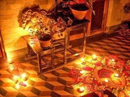 happy diwali decoration ideas for home office images pics diwali
