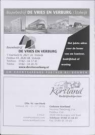 De Vries En Verburg