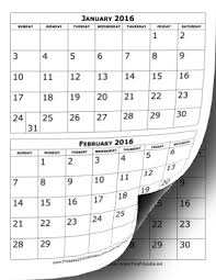 Small Picture Printable Calendar 4 Months Per Page 2015 Printable Editable
