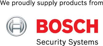 bosch security logo. we bosch security logo