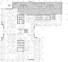 office plan interiors. Plain Office 52df32b9e8e44e9f14000179_merakinowciscoofficesstudiooa_cisco_4th_floor_copiapng  17721629 And Office Plan Interiors P
