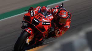 Moto GP in Aragón: Bagnaia und Miller Miller - Quartararo auf Podest, Rossi  enttäuscht - Eurosport