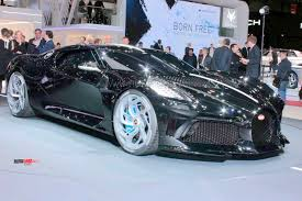 Bugatti's latest creation sets a new bar in price and exclusivity. Bugatti Chiron Black Car Price Is Rs 118 Crores Most Expensive New Car