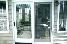 pella sliding glass doors door replacement blinds reviews lock parts