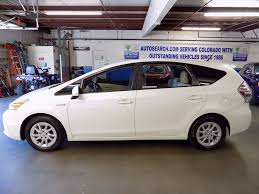 2014 Used Toyota Prius v Prius V level 3 at Automotive Search Inc ...