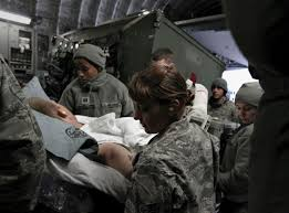 <b>Wounded</b> Canadians find <b>a piece</b> of home at German hospital | The ...