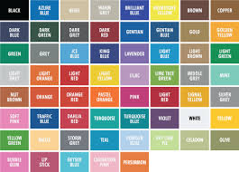 Japanese Colour Chart Japanese Word For Love My Wall Skins