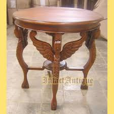 four face round table