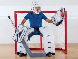Mylec Goalie Floor Hockey Equipment
