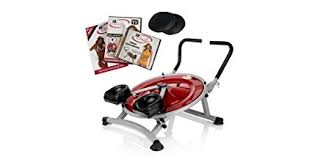 pro exercise abs core workout fitness machine w dvd as seen on tv