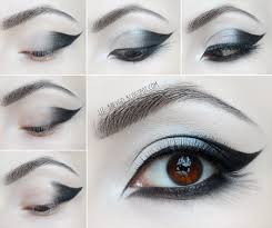 goth eye makeup tutorial liz breygel