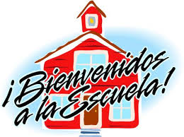 Image result for welcome back to school in spanish