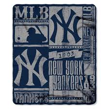 Yankees Throw Blanket