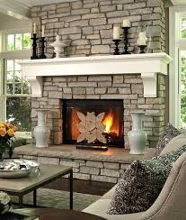 stone fireplace accent wall color designs from classic to contemporary spaces beautiful offer an elevated look