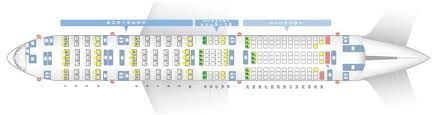 United Boeing 777 200 Seating Chart Ana Fleet Boeing 777 200 Er Details And Pictures