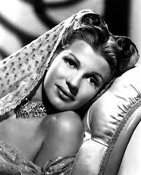 Rita Hayworth, Portrait Photograph by Everett