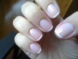 Nail Designs For Short Nails French Tip Short Nails Nail Designs