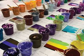 International Coatings Ink Color Chart Formulating Screen Printing Ink Color Matches Impressions