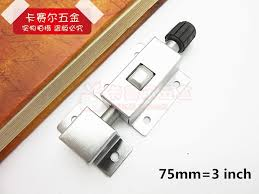 security door latches. Online Shop Stainless Steel Automatic Spring Latch Furniture Cabinets Door Latches Toilet Security Guard Gate Lock   Aliexpress Mobile
