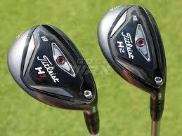 Titleist Chart 816 Titleist 816 H1 And H2 Hybrids Golfwrx