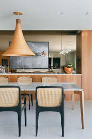 contemporary lighting dining room. Contemporary Lighting Brightens Up New Cross Lofts Interiors Dining Room Y