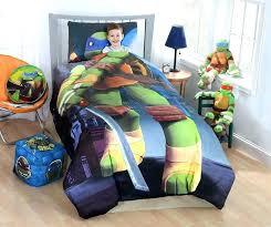 Teenage Mutant Ninja Turtles Bedding Teenage Mutant Ninja Turtle Bed ...