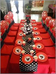 Minnie Mouse Decor Mouse Party Minnie Mouse Cake Ideas For 1st