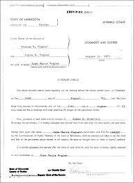 In Divorce Decree Template Fake Child Support Papers 1 2