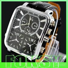 2012 fashion sport watches of big face for men mens wrist watches sub dials are for decoration not functional