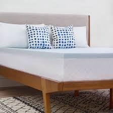 Foam mattress topper Bed Jcpenney Linenspa Inch Gel Memory Foam Mattress Topper Jcpenney