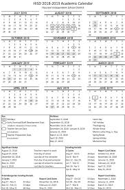 Academic Calendar For 2018 19 School Year Available Online