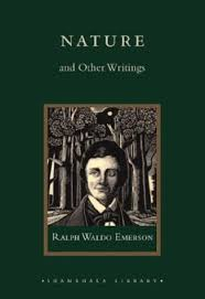 nature and other writings ralph waldo emerson com books