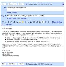What Should I Write In Email When Sending Resume Send Resume By