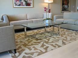 minimalistic neutral living room