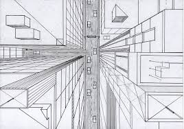 architectural drawings of skyscrapers. Simple Skyscrapers Big City Final And Architectural Drawings Of Skyscrapers