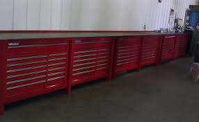 harbor freight tool box top. long 44 workbench mod harbor freight tool box top r