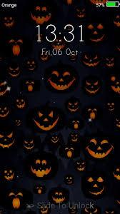 Halloween Lock Screen Wallpaper