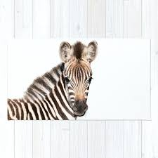 vintage authentic zebra skin rug baby by rugs