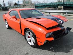 2009 Dodge Challenger SRT8 Repairable Rebuilder for sale