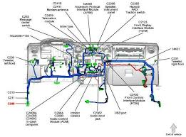 how to adding lights to interior light circuit f150online forums the other place would be the passenger side kick panel in connector c2280a pin 2 for the output to the cargo lamps white wire