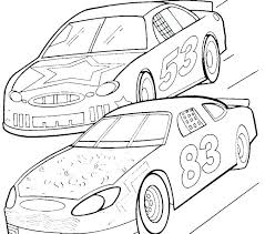 Coloring Pages Of Cars To Print Predragterziccom