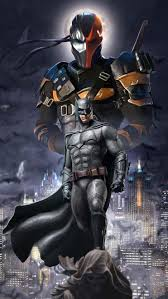 Enjoy deathstroke hd wallpapers backgrounds for android, ios, macox, linux, windows and any others gadget or pc. Batman And Death Stroke Iphone Wallpaper