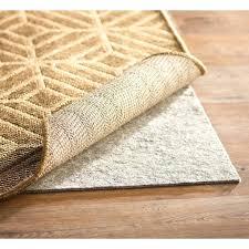 non slip rug pad basics non slip rug pad non slip rug pad safe for hardwood floors