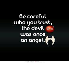 Angel And Devil Quotes. QuotesGram