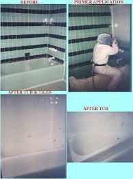 bathroom tile refinishing. Bathroom - Tile Reglazing Refinishing