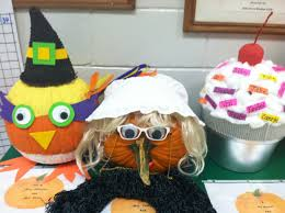 Witch Decorating Fascinating Birds Pumpkin Decorating Contest Ideas With Witch Hat