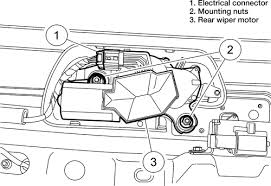i have a 2010 ford escape my rear wiper motor overheated so fixya Ford Rear Wiper Motor Wiring Diagram rear window wiper motor 79be491 jpg 2005 Ford Explorer Wiper Motor Schematic