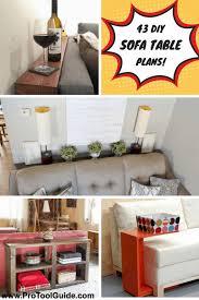 43 cly diy sofa tables