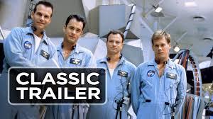 Apollo 13 Official Trailer #1 - Tom Hanks Movie (1995) HD - YouTube