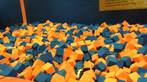 hipsterhenry sky zone moorestown maple shade foam pit